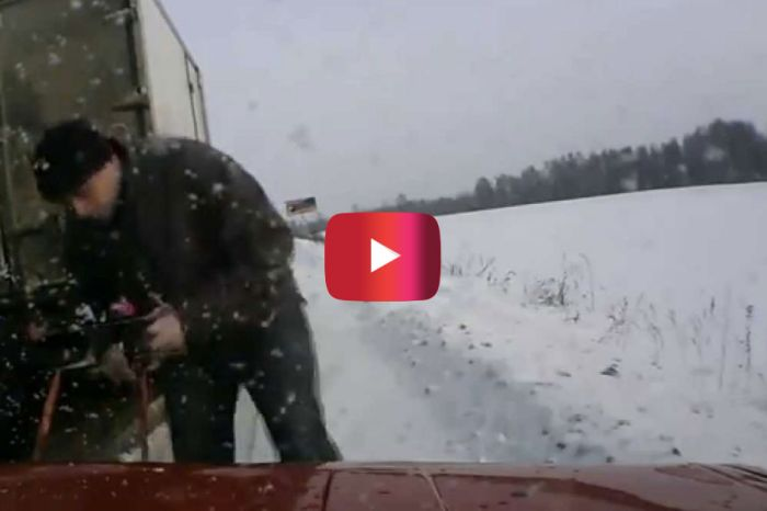 This Russian Dashcam Compilation Showcases Humans at Their Best