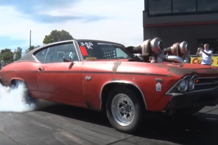 [Video] Go Into Turbo Overload With This Sick 1300 Hp Chevelle
