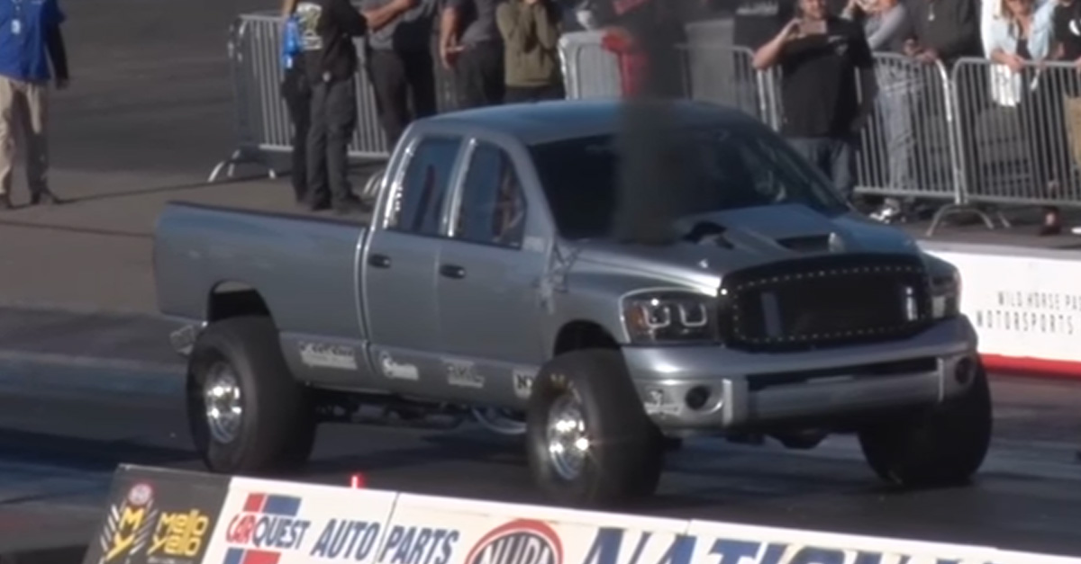 Triple Turbo Diesel Cranks Out 2,500 HP Will Eat A Transmission For Breakfast