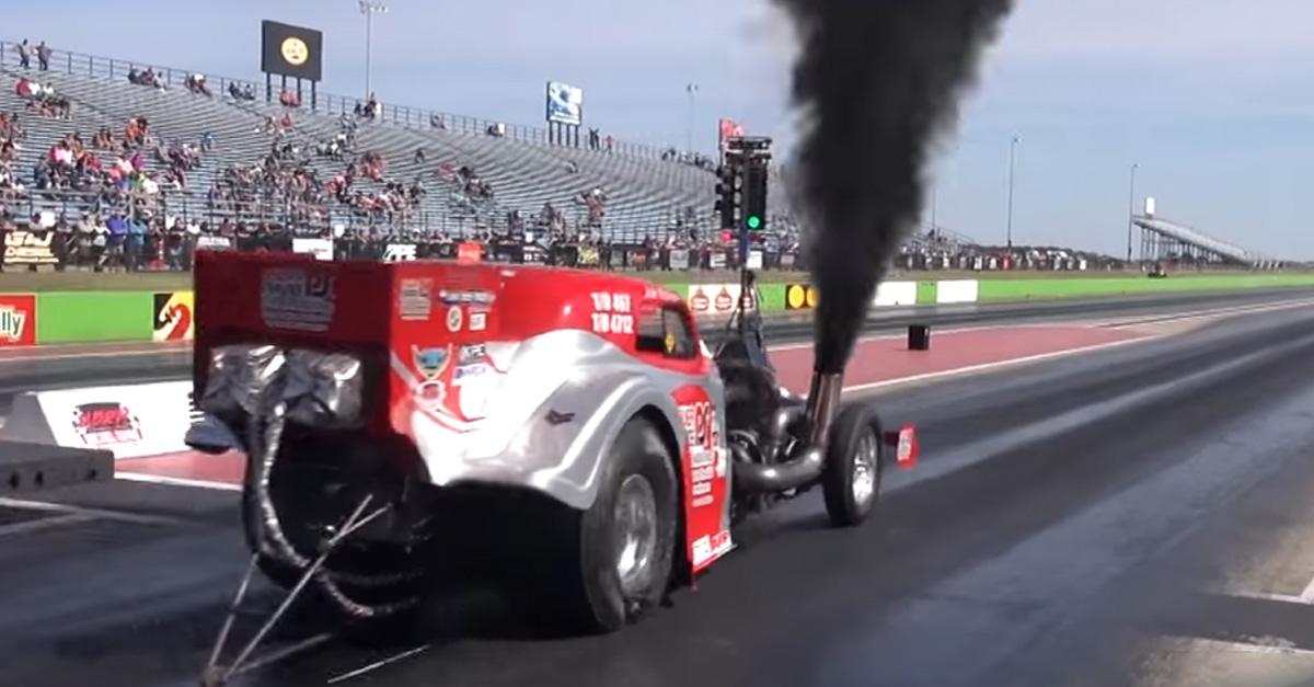 Fastest Diesel Racers On Earth Roll Coal Like A Boss