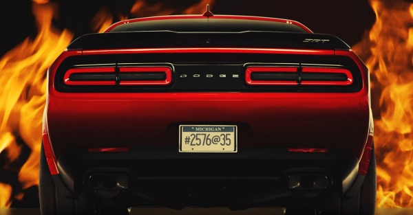 Dodge may have let the Demon's official numbers slip early