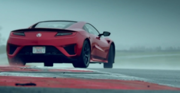 Chris Harris Tells us What he Really Thinks of the NSX
