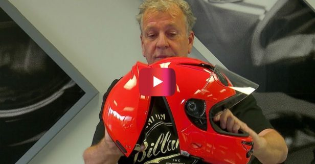 This Rear Access Motorcycle Helmet Is a Revolutionary Safety Product