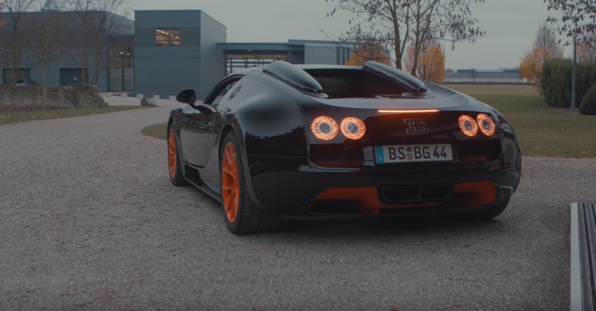 Bugatti re-writes the rule book for hypercars with the 1500 hp Chiron