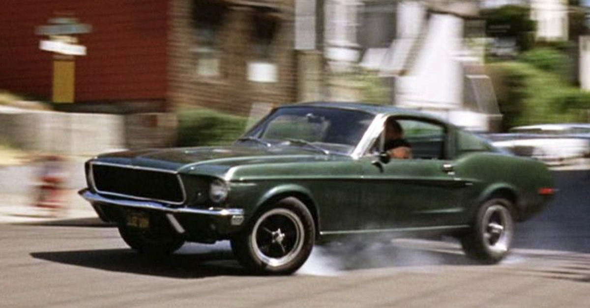 The Rock just leaked a first look at Ford's all new commemorative 'Bullit' Mustang