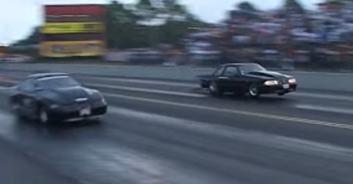 Twin Turbo Mustangs have the Devil inside