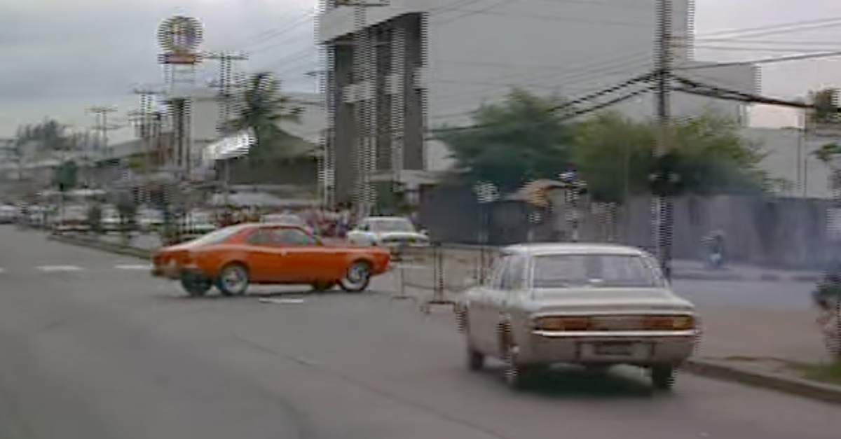 "Car chase from ""The Man With the Golden Gun"" was classic"