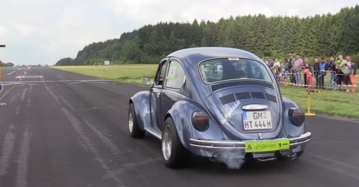 Fastest road legal Beetle you've ever seen