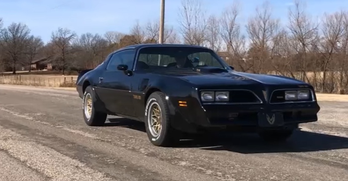 Why the 1978 Pontiac Trans Am Firebird is priced so low