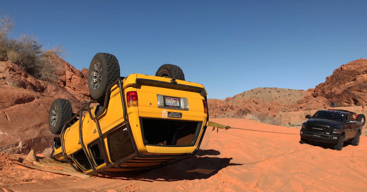 Ultimate off-road truck, five features you might need