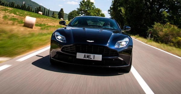 Aston Martin CEO's promise makes him an automotive hero