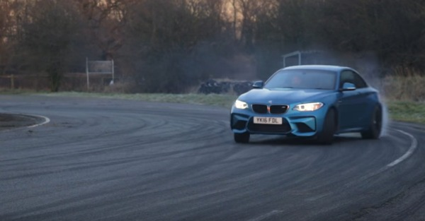 The difference between drifting and powersliding explained