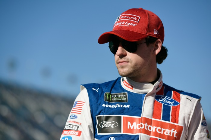 Here's why Ryan Blaney decided to forgo a NASCAR tradition after his first win