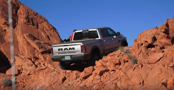 These are the features that make the Ram Powerwagon the premier off-road pickup