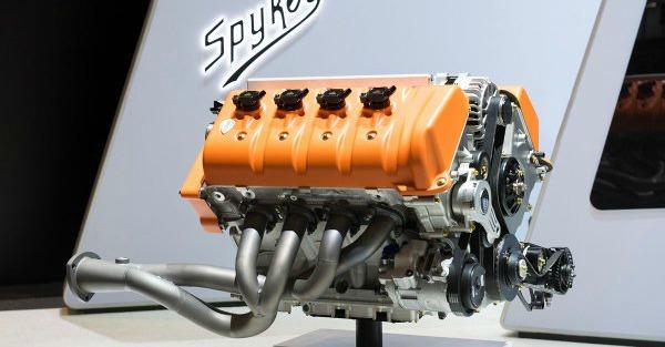 Christian von Koenigsegg has built the perfect V8
