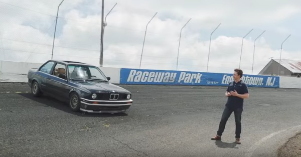 Starting a build with a $2,000 BMW is as risky as it is fun