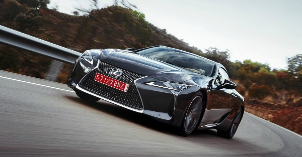 Lexus denies rumors but leaves the door open for the most extreme car since the LFA