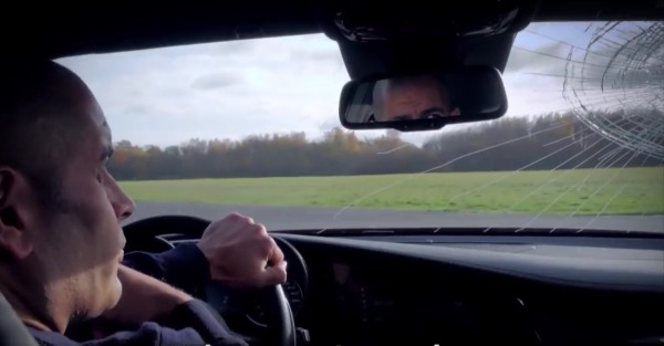Chris Harris puts his drifting skills to the ultimate test