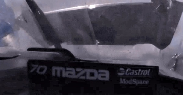 Here's what happens when your brakes fail at 170 MPH