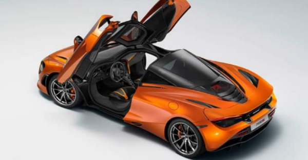 The buzz surrounding the McLaren 720s is as strong as its new engine
