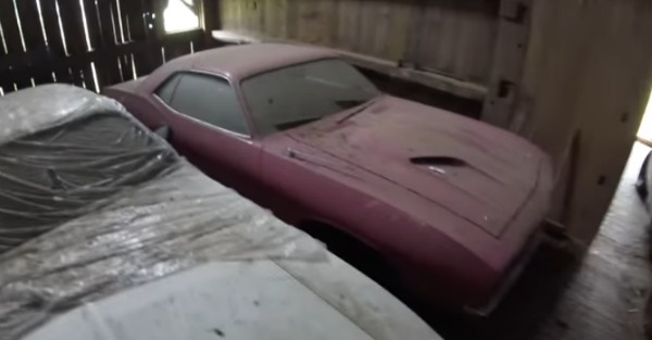 These rare Mopars are the epitome of a barn find