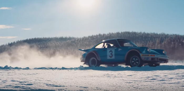 You need ice in your veins to test the ultimate driving school