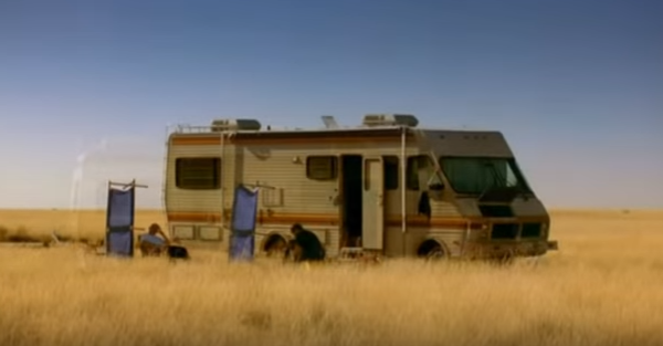You can have your own 'Breaking Bad' RV, but you have to build it yourself