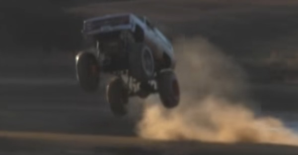 This is about as wrong as a monster truck jump could go