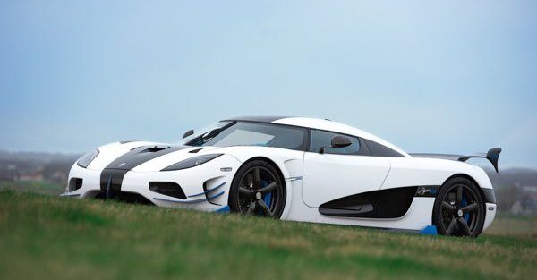 The Agera RS1 is here and it is outrageous