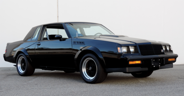 Bring back the Buick Grand National and take my money!