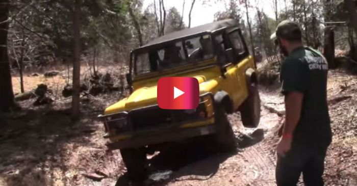 Off-Roading a 20-Year-Old, $70k Land Rover? This Can't End Well.