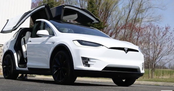 These features prove that the Tesla Model X has it all
