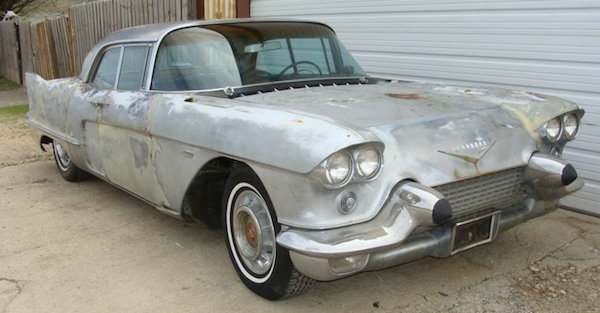The Cadillac of all Cadillacs is waiting to be your next project
