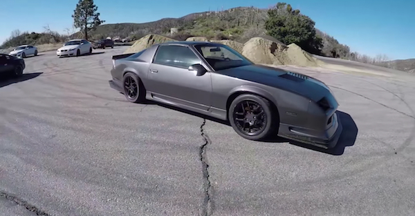 A custom Camaro on its third life is just about perfect
