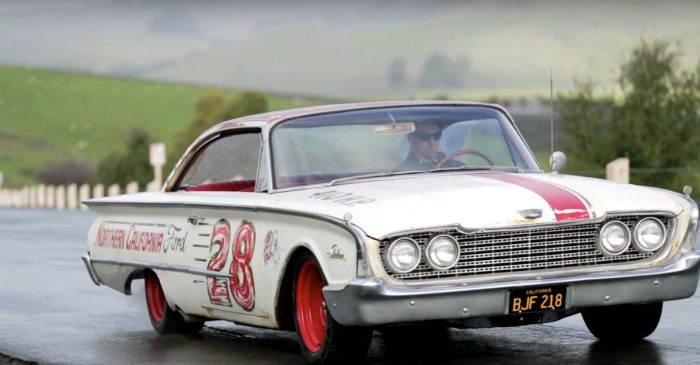 This NASCAR-Inspired 1960 Ford Starliner Is an Incredible Blast From the Past