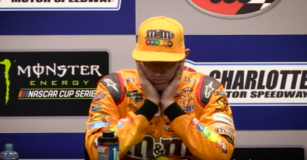 Brad Keselowski and Toyota exec get into it over Kyle Busch's press conference tantrum