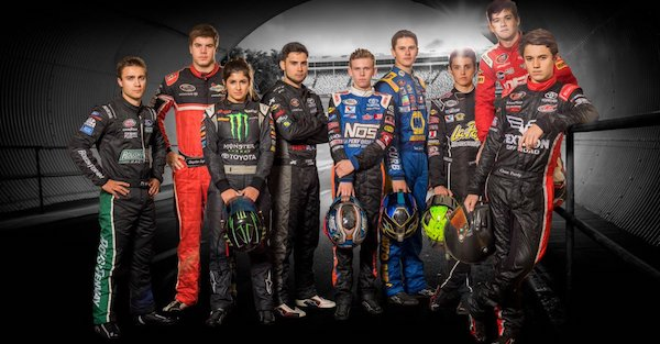 Commit these names to memory, they are the future of NASCAR