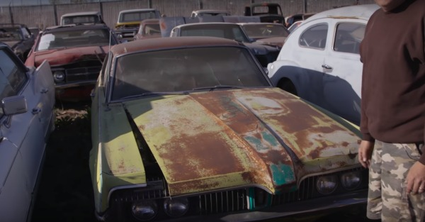 Someone save this 1968 big block Mercury Cougar