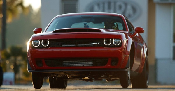 We finally know the exact price you have to pay to own a Dodge Demon