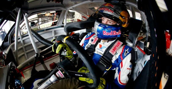 A big name on two wheels is crossing over into NASCAR