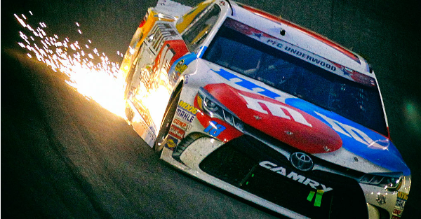 NASCAR officials are making the longest race of the year even longer