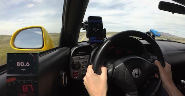 Here is how to adjust your speedometer and avoid an accidental ticket