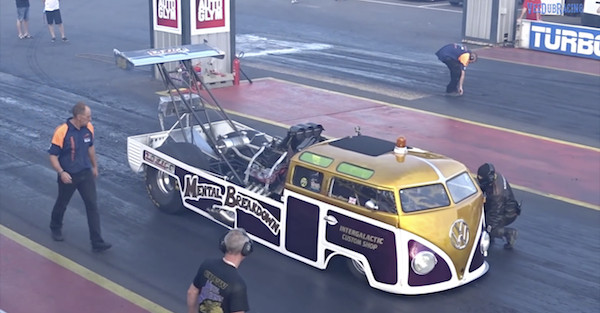 The fastest hippie hauler will give you a mental breakdown