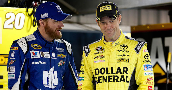 Dale Earnhardt Jr. points to Kurt Busch, Matt Kenseth as victims of a changing landscape in NASCAR