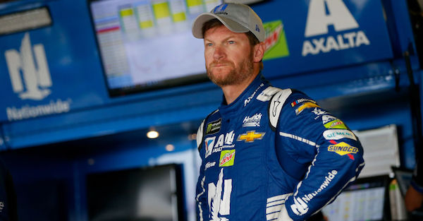 Dale Jr. makes a last-minute change at Talladega and it's sure to disappoint some fans