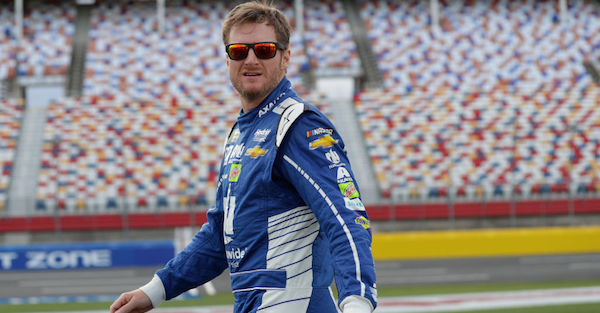 Dale Earnhardt Jr. admits to one huge concern as he's about to enter a new career