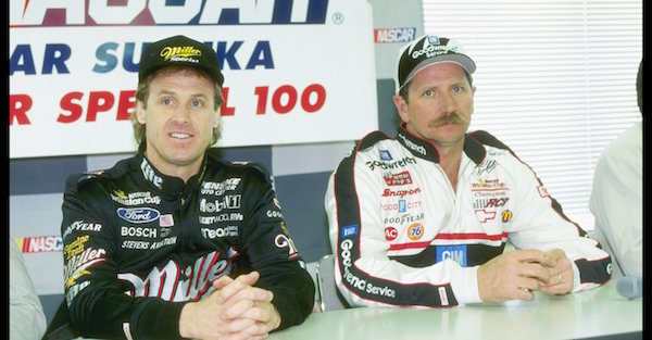 NASCAR legend to be honored at Darlington Raceway