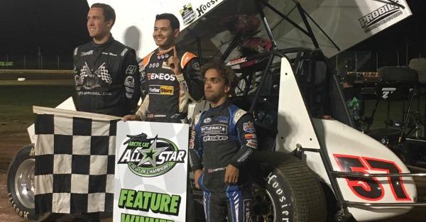 "NASCAR's ""Last True Racer"" won three races in three days"