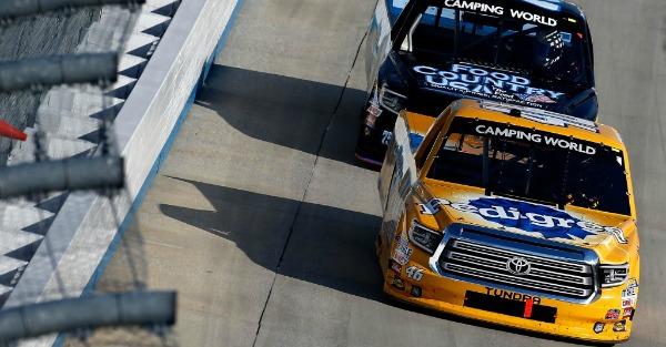 The next generation of NASCAR drivers has a training secret