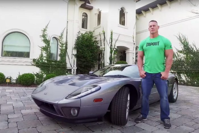 John Cena Reviews His Own Cars, and the Former WWE Star Really Knows His Stuff